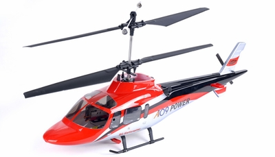 Dynam Vortex 370 4 Channel Co-Axial RC Helicopter Ready to Fly RTF RC Remote Control Radio