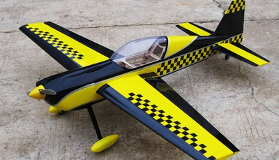 EDGE 540T EP RC Airplane Kit