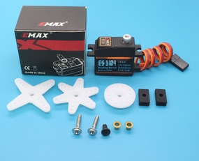 EMAX ES3104(17g)Bearing Metal Analog