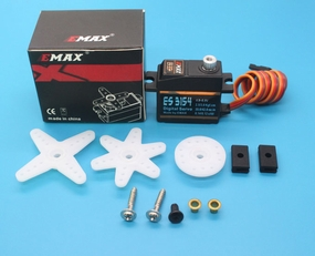 EMAX ES3154(17g)Bearing Metal Digital Servo