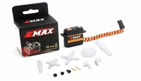 EMAX ES3352 Digital Metal Servo for Glider 12.4g 66P-226-ES3352