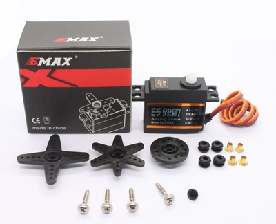 EMAX ES9207 rotor tail servo for 450 helicopters