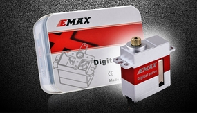 EMAX ES9256 HV all metal servo High-end swash servo for 450 helicopters 66P-214-ES9256-HV-450Heli-Servo
