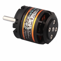EMAX GT2815-06 1280kv Brushless Motor for Airplanes GT Series Electric Brushless Motor Nitro 10 Power Equivalent Replacement Conversion 66P-171-GT2815-06-KV1280