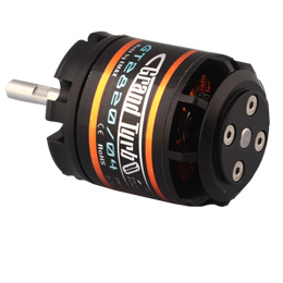 EMAX GT2820-04 1460kv Brushless Motor for Airplanes GT Series Electric Brushless Motor Nitro Gas Replacement Conversion