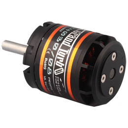 EMAX GT4030-06 420kv Brushless Motor for Airplanes GT Series Brushless Motor Nitro 60 Power Equivalent Replacement Electric Conversion