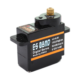 EMAX Mini Servo ES08MD 13g