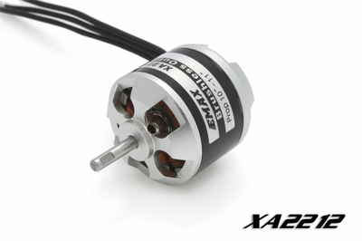 EMAX XA2212 Brushless Motor+Accessories 1400KV suitable for pusher prop FPV planes, high-speed wings