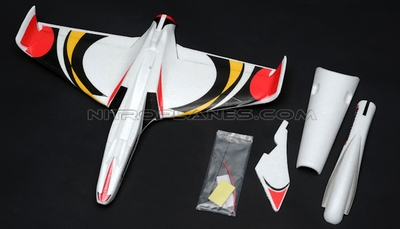 EPO Phoneix RC Plane Pusher Jet Kit
