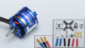 Exceed RC Brushless Motor 710kv  13.5 Turn Rating for Airplanes