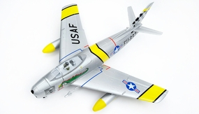 Exceed RC F-86 6 Channel Electric Remote Control 90MM High Performance EDF Electric Ducted Fan Airplane Kit