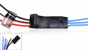 Exceed RC Proton/Volcano 6A Brushless Speed Controller ESC