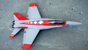 Exceed RC Red Viper F-18C