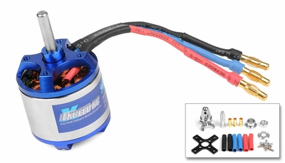 Exceed RC Rocket 3020-860kv Brushless Motor for RC Plane