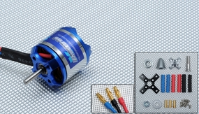 Exceed RC Rocket Brushless Motor 1300KV for Airplane