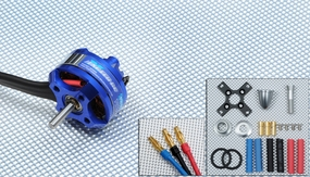 Exceed RC Rocket Brushless Motor 1500kv 20 Turn Rating