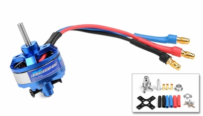 Exceed RC Rocket Brushless Motor 1800kv 16.5 Turn Rating