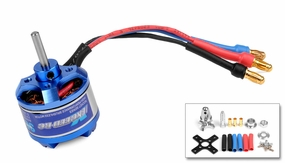 Exceed RC Rocket Brushless Motor 3000kv 8 Turn Rating