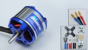 Exceed RC Rocket Brushless Motor 400kv 10 Turn Rating