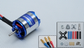 Exceed RC Rocket Brushless Motor 890KV for Airplane
