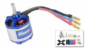 Exceed RC Rocket Brushless Out Runner Motor for Airplane (1000KV)