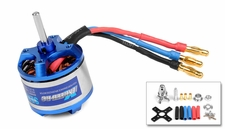 Exceed RC Rocket Brushless Out Runner Motor for Airplane (1200KV)