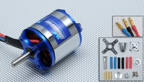 Exceed RC Rocket Brushless Out Runner Motor for Airplane (850KV)