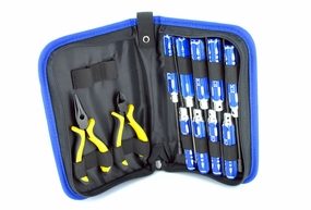 EXI 11pcs RC Tool Kit w/ Handy Case (Special Tool Set!!!)