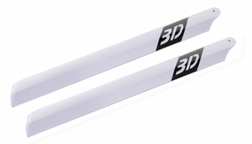 EXI-250 Carbon Fiber Main Blade for Electric 250 Helicopter (194 mm)