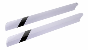FRP main blade for electric 250 helicopter(205mm)