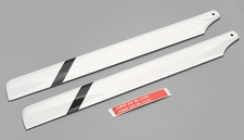 FRP main blade for electric 450 helicopter(325mm)