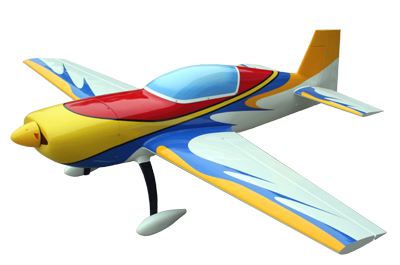 Extra-330L 80-100CC Gas Engine Power Aerobatic RC Airplane CMP-Gas-Extra330L-100CC