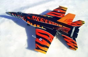 F/A 18E Phantom Tiger Version