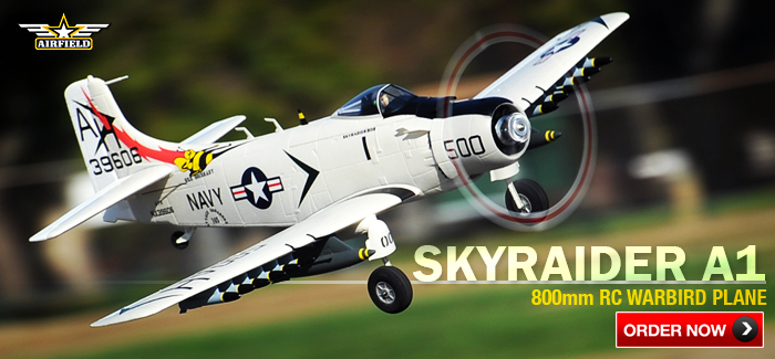 Feature SkyRaider A1