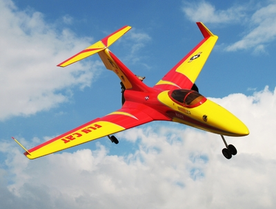 "Flying Cat 90 - 60"" Replacement Parts (Red/Yellow)"