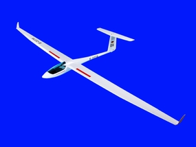 Flying Dream 5~6 Channel ASH-26 2600mm ARF Radio Remote Control RC Glider