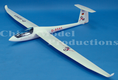Flying-Dream Discus CS 2.6M ARF Radio Remote Controlled Sail Plane Glider