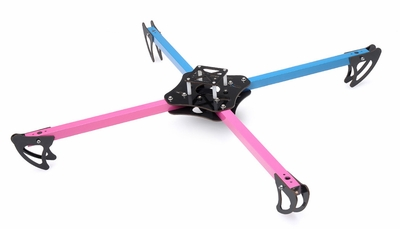 Flying Robot 550 QuadCopter Airframe KIT?black?
