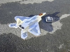 FlyItYourself F-22 from Nitroplanes
