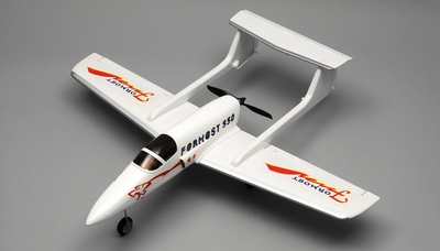 Formost 550 Remote Control Airplane