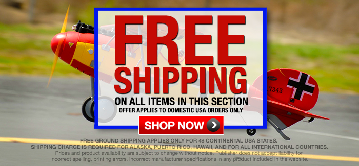 Free Shipping Special for Domestic USA Customers