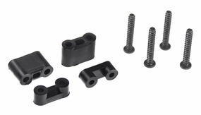 Front servo fixing set