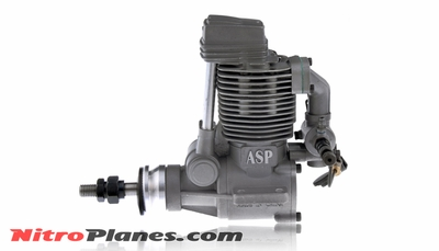 FS70AR ASP 4-stroke Engine for Nitro RC Planes