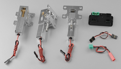 Full CNC retracts set