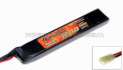 GENS ACE 1200mAh 7.4V 20C for AirSoft