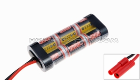 GENS ACE 1600mAh 7.2V NIMH Double Stick