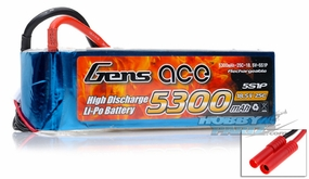 Gens ACE 5300mAh 18.5V 25C Lipo Battery