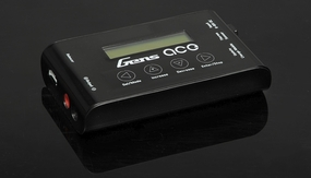 Gens Ace iMars II Portable Charger for NiMH, NiCd, LiPo, LiFe, and Pb batteries (Black)