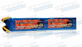 Gens Ace Lipo Battery 4400mAh 60C 12 cells
