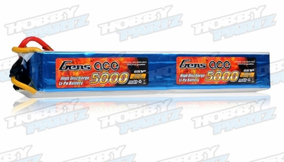 Gens Ace Lipo Battery 5000mAh 60C 12 cells